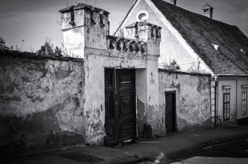 sümeg street old