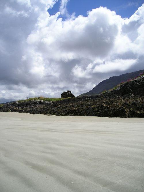 summer ireland beach