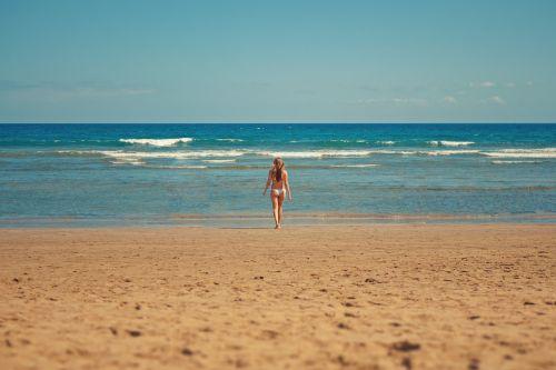 summer holiday bikini