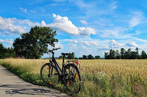 summer bike bike ride