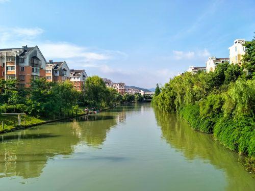 summer quaint river
