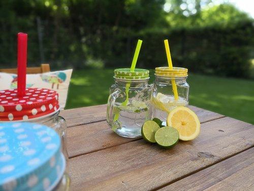 summer  glasses  cocktail