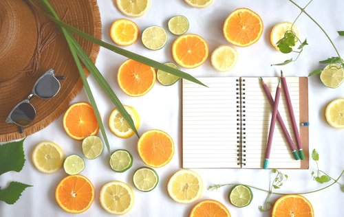 summer  citrus  fruits