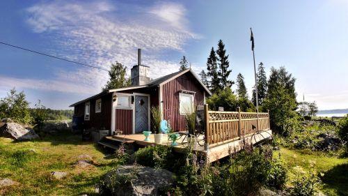 summer cottage cottage archipelago