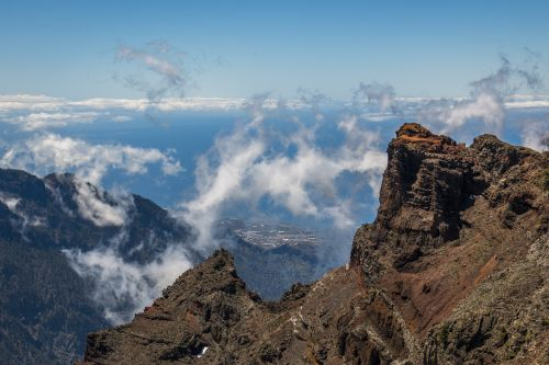 summit la palma canary islands