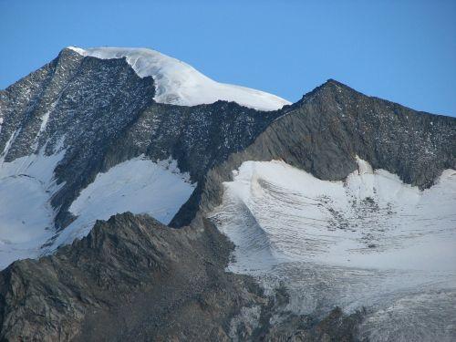 summit alpine großvenediger