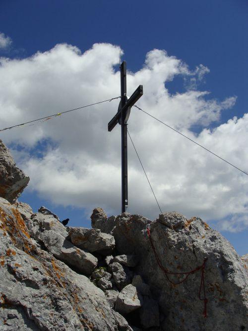 summit cross tyrol