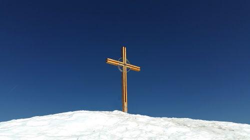 summit cross summit kuhgehrenspitze