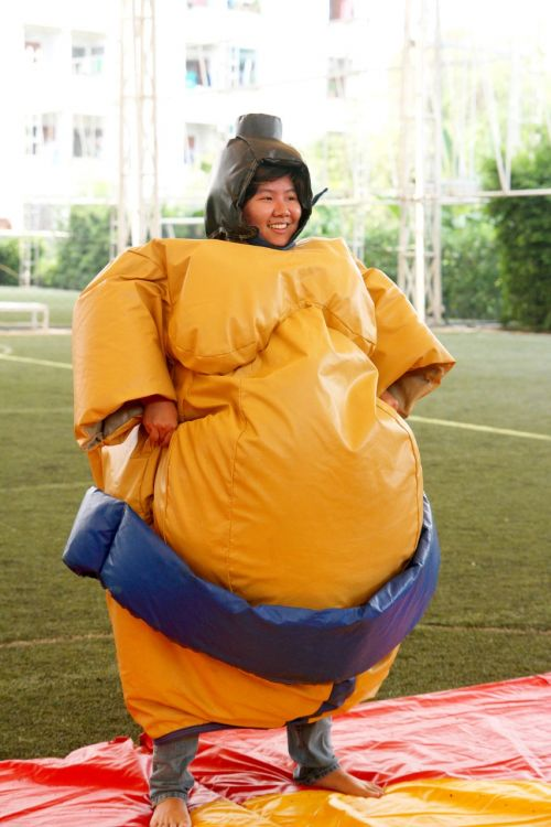 sumo series get sports sports day