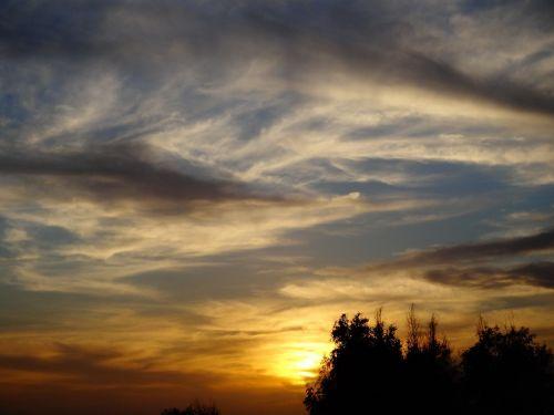 sun light sky