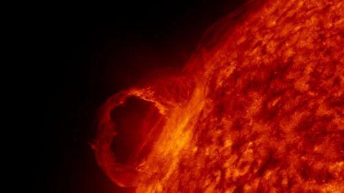 sun solar flare sunlight