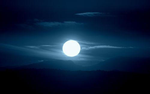 sun blue tone white