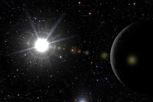 sun mercury cosmos