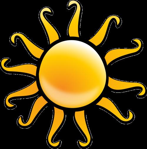 sun summer sunlight