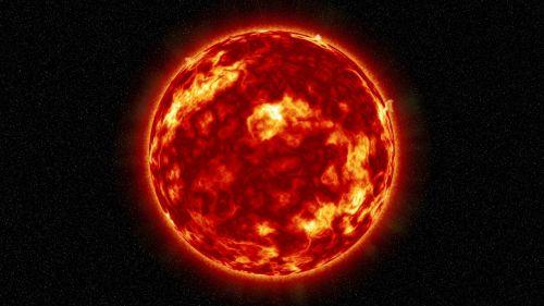 sun solar solar flare