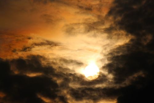 sun cloud sky