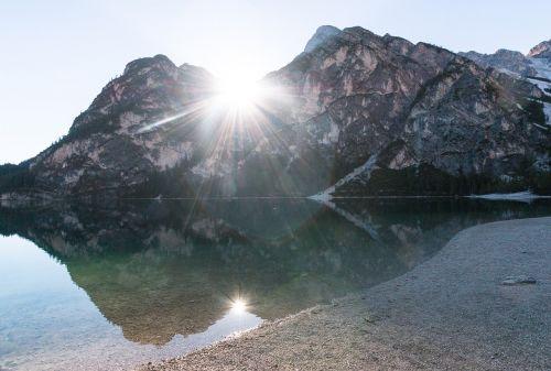sun sunrise mood