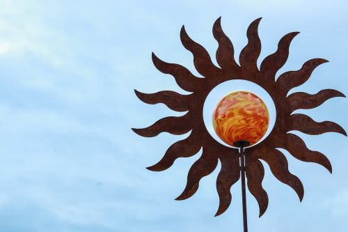 sun deco artificial