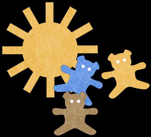sun bears kids