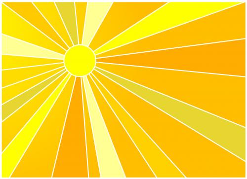 saulė,spinduliai,saulės energija,saulės šviesa,saulėtas,šviesa,saulės šviesa,šviesus,šiltas,spindulys,švytėjimas,oranžinė,saulės spindulys,nemokama vektorinė grafika