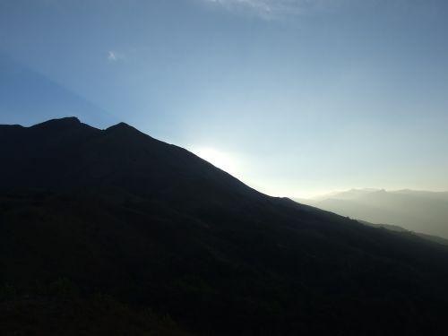 sun nature scenic