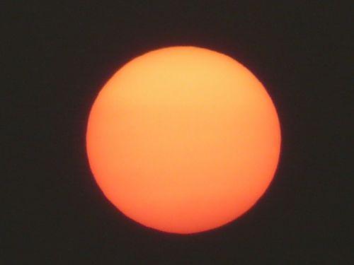 sun fireball heat
