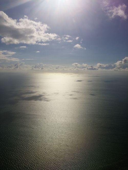 sun sea ocean
