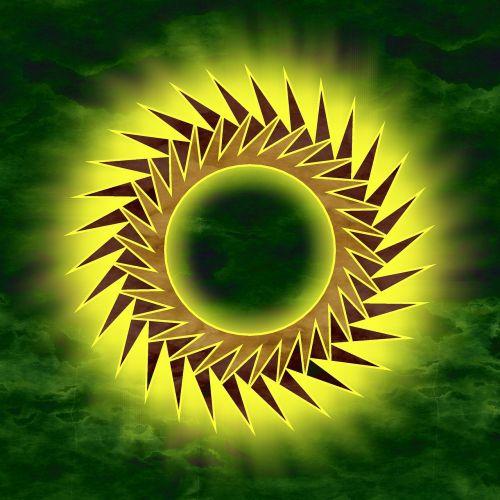 sun form pattern