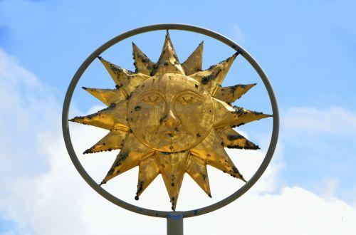sun god symbol sign
