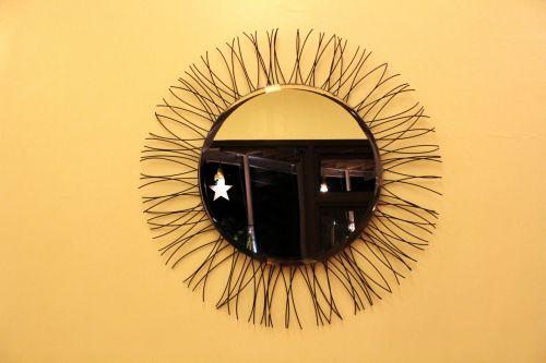 Sun Mirror Decoration