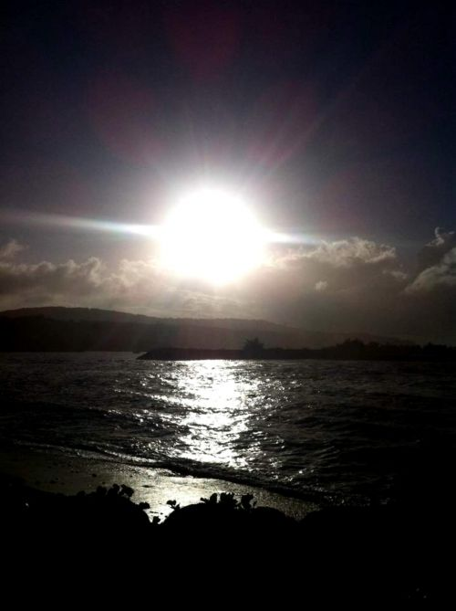 Sun Over Guam
