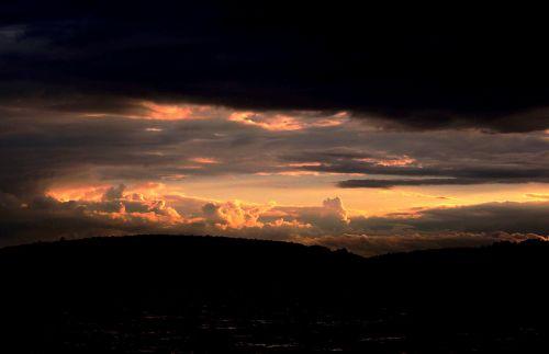 sun set sunset summer