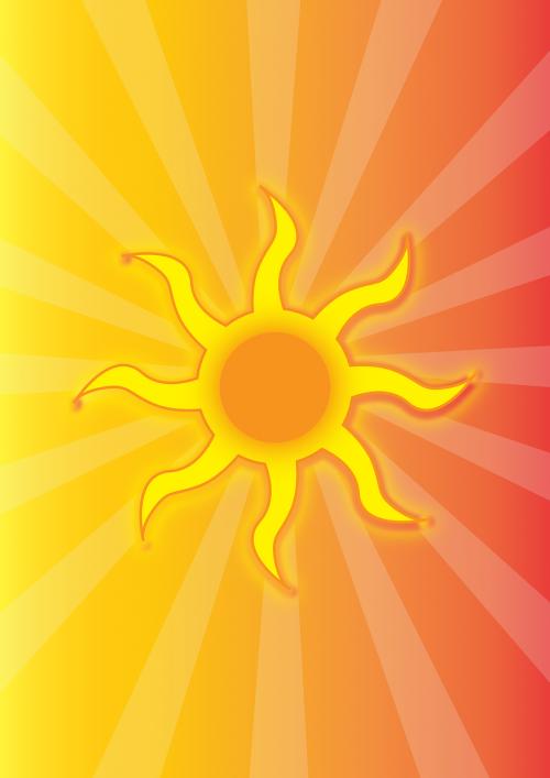 saulės vektorius,kelionės fonas,šventė,atostogų fonas,kelionės piktograma,gamtos vektorius,paplūdimio vektorius rojus,atostogos,piktograma,šviesa,atogrąžų fonas,vasaros fone,gamta,saulė,kelionė,dangus,nemokama vektorinė grafika
