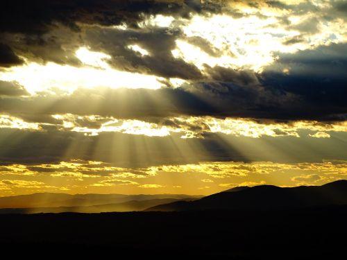 sunbeam to want sky