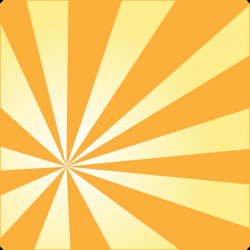sunburst sun rays rays