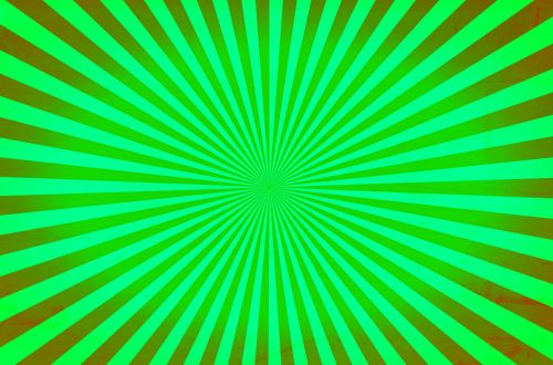 Sunburst Pattern. Radial Background