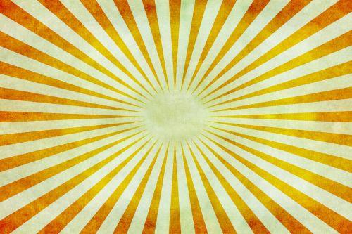 Sunburst Vintage Background