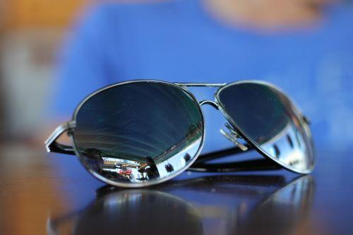 sunglasses reflection accessory