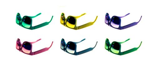sunglasses colors colorful