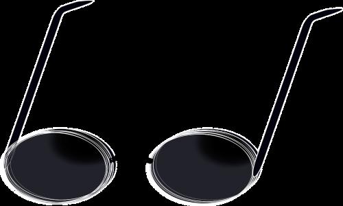 sunglasses black glasses