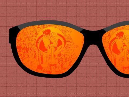 sunglasses surveillance system