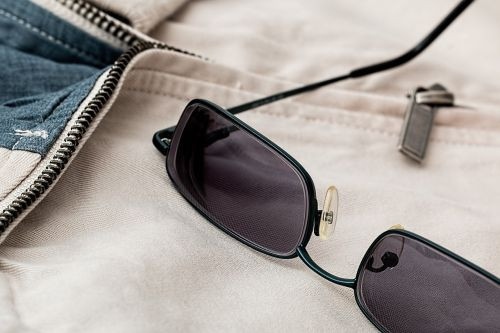sunglasses leisure wear casual clothes