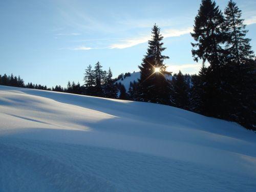 sunlight myths snow