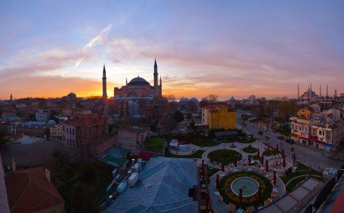 cami hagia sophia istanbul