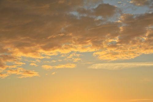 sunrise sky morgenstimmung