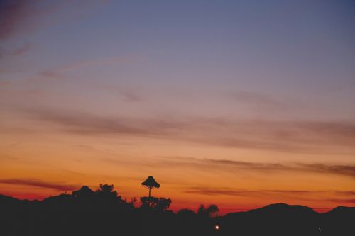 sunrise of sol