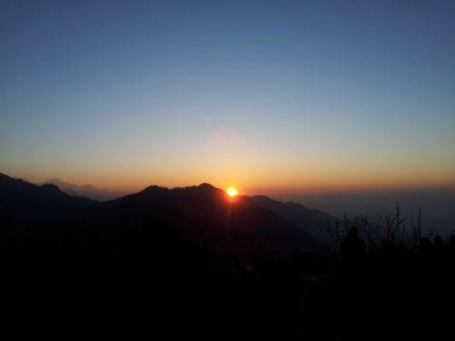 sunrise penny hill annapurna