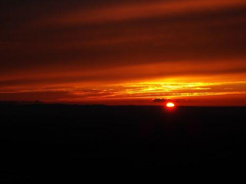 sunrise sunset sun