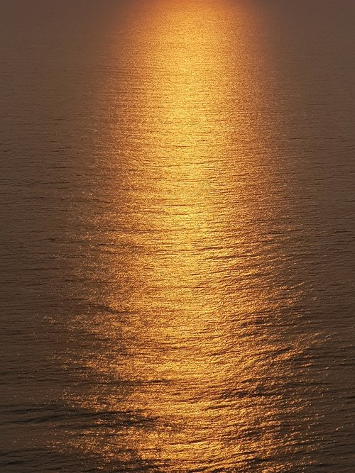sunrise  shine  orange