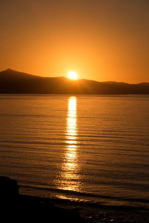 saulėtekis,jūra,Fuerteventura,saulėtekis jūroje,veidrodis,morgenstimmung,saulė,kranto